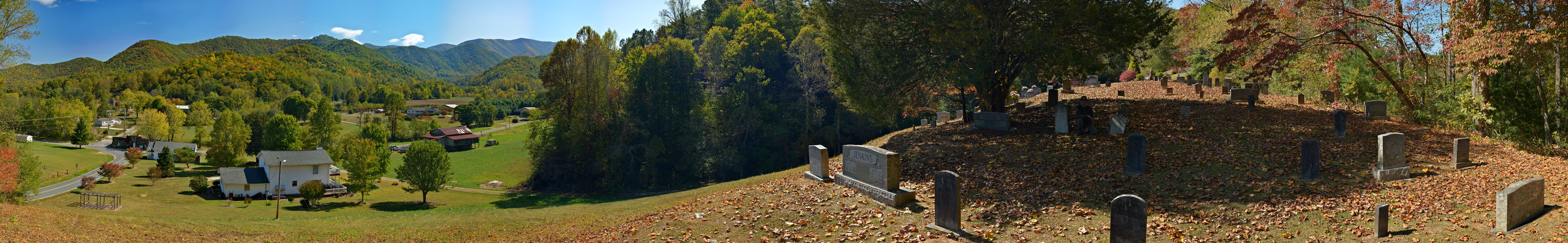 Stecoah NC - A view to die for