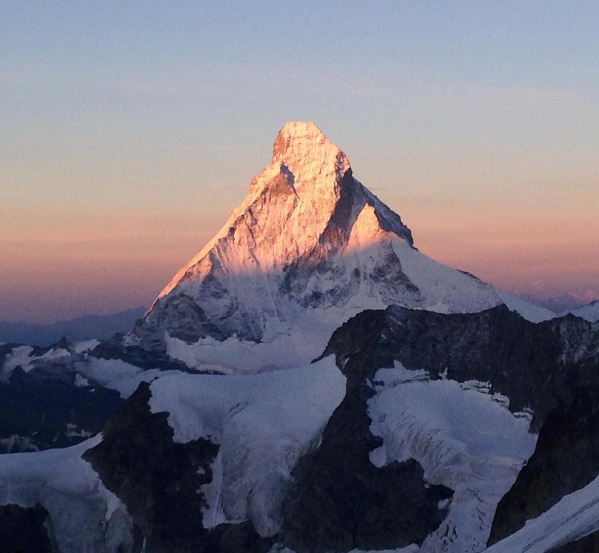 Hornli Ridge, Matterhorn, Switzerland