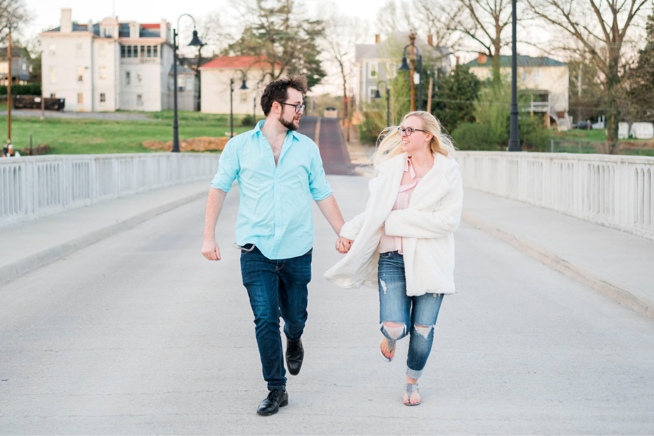LaunceTarah_VirginiaWeddingPhotographer_EngagementSession_LynchburgVA_DowntownLynchburg_SpringEngagement 26.jpg