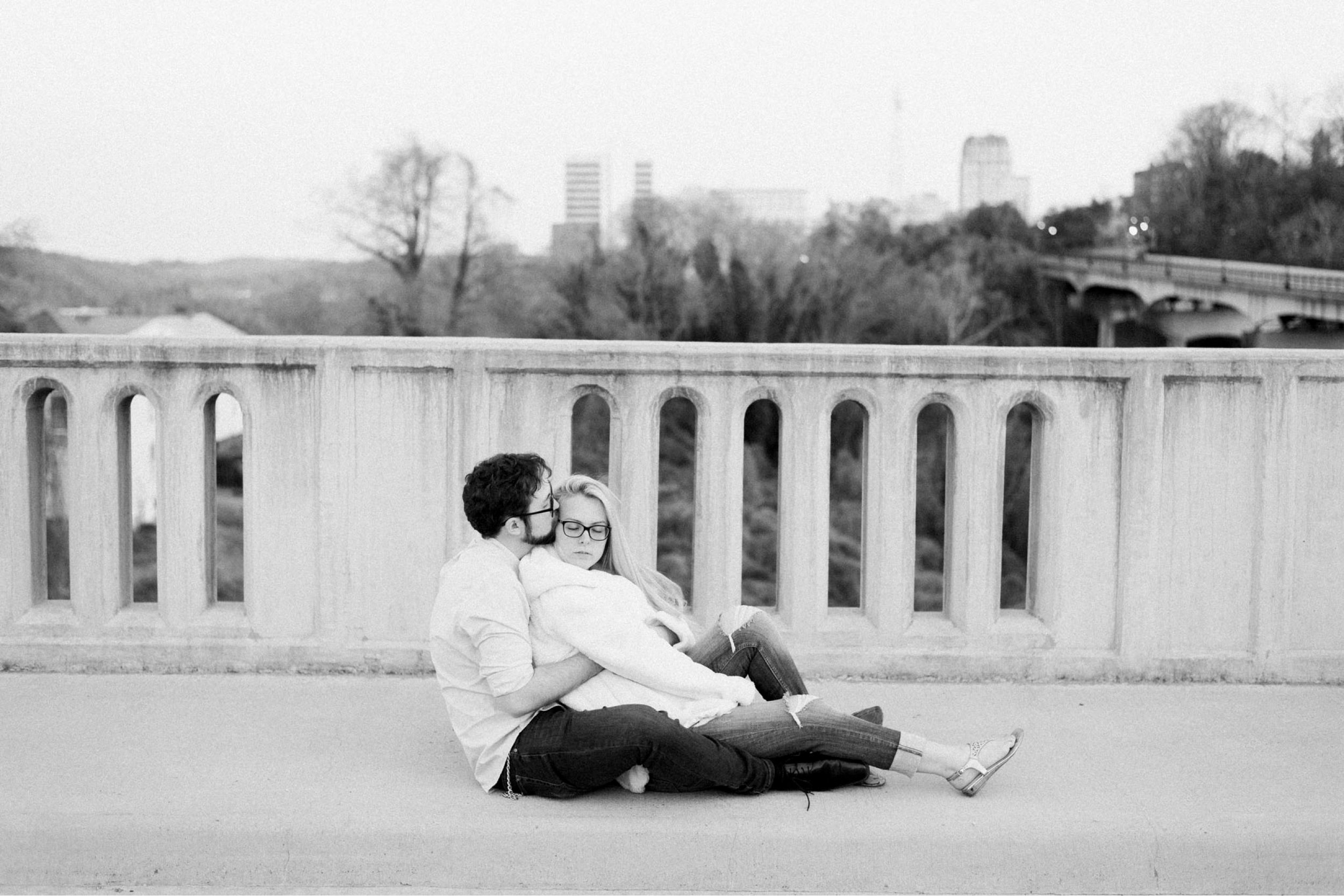 LaunceTarah_VirginiaWeddingPhotographer_EngagementSession_LynchburgVA_DowntownLynchburg_SpringEngagement 35.jpg