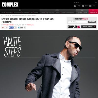 Complex: Haute Steps