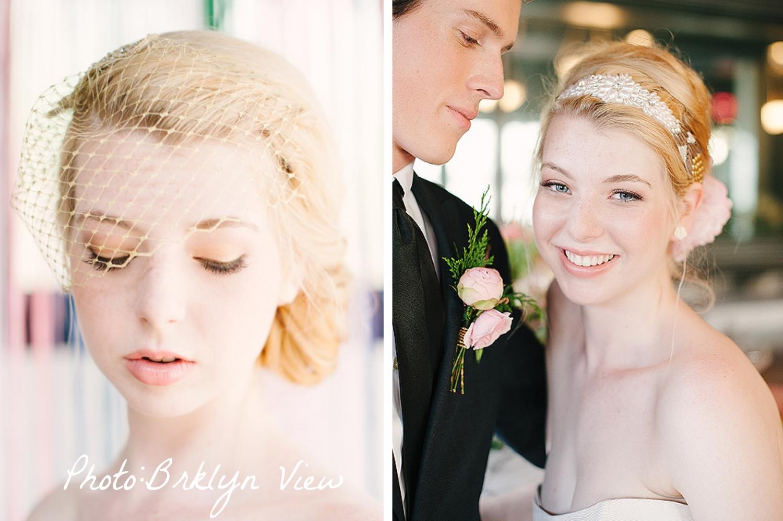 NYC Wedding Makeup