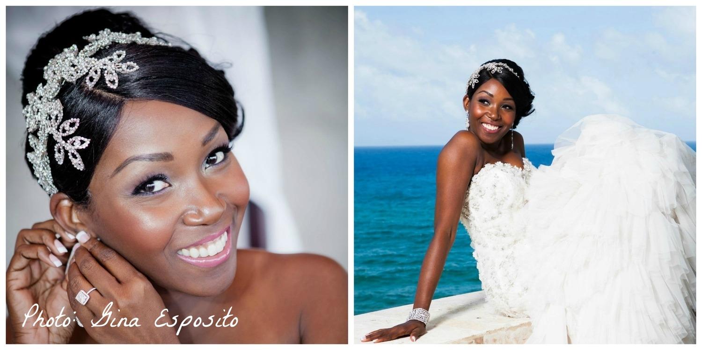 Photographer Gina Espisito, Destination Wedding, Dominican Republic