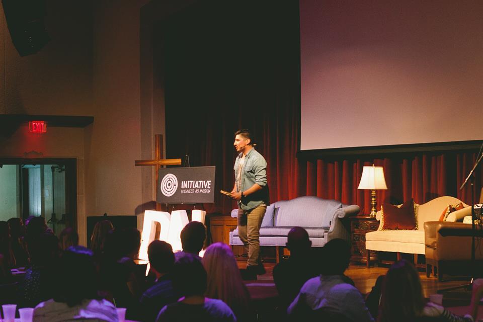 Grant Skeldon, Director of Initiative Network