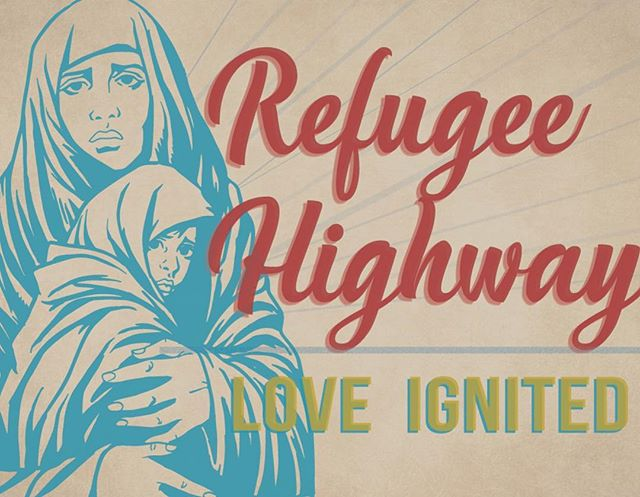 Put action to your faith by volunteering with the Refugee Highway Partnership in Irving, TX. Help host their annual gathering to connect, encourage and equip Christ-followers who are serving refugees.