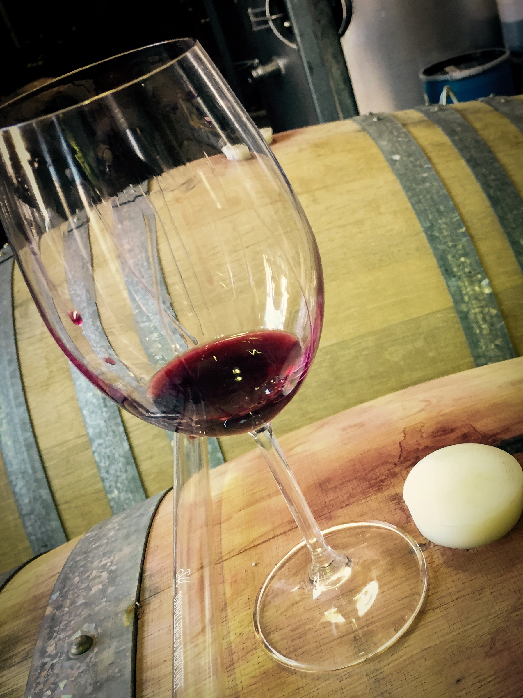 Seeking the perfect blend for our 2015 GSM...