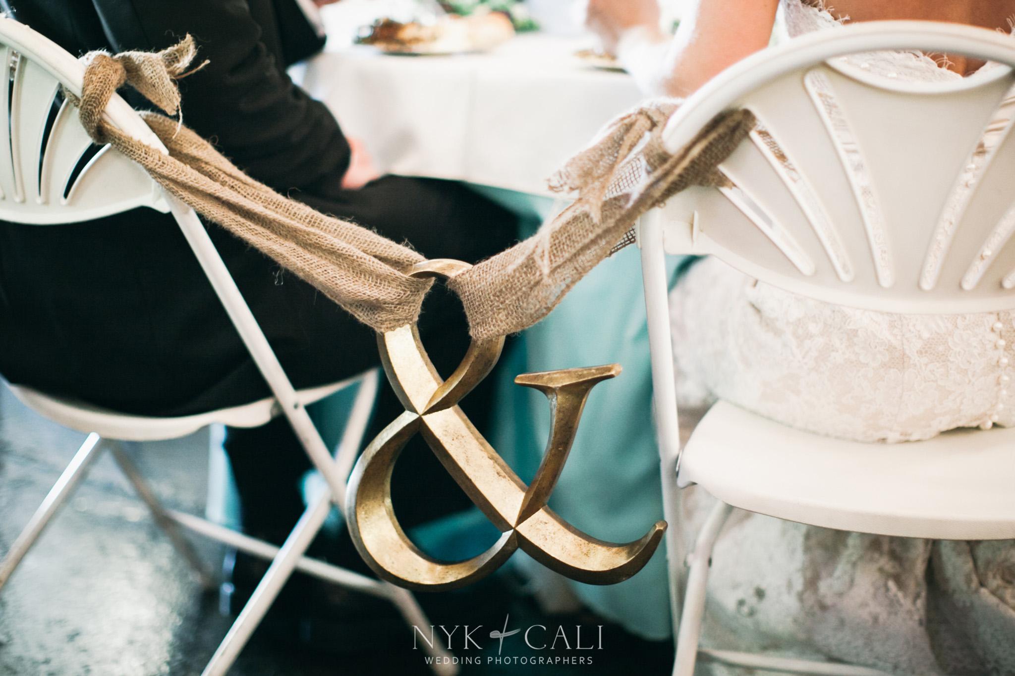 Burlap and Lace Bride - Locklane Weddings & Events, Nashville Wedding Planner