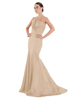 Locklane Weddings & Events | Inexpensive, Strapless Mermaid Theia