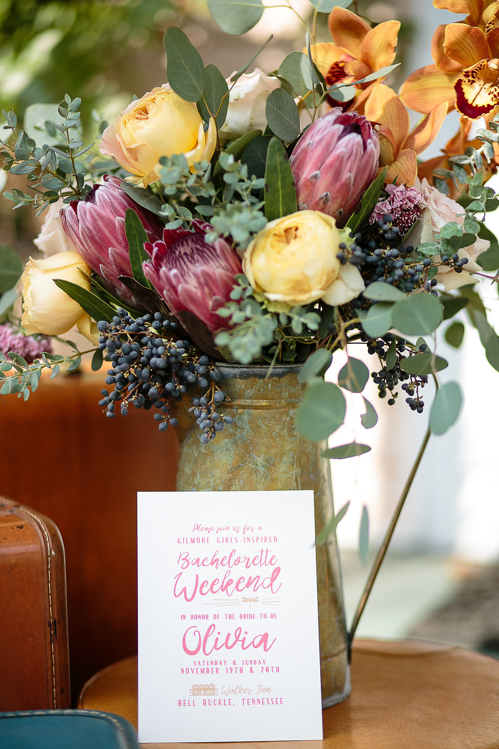 Locklane Weddings & Events, Gilmore Girls, Style Shoot, Style Me Pretty