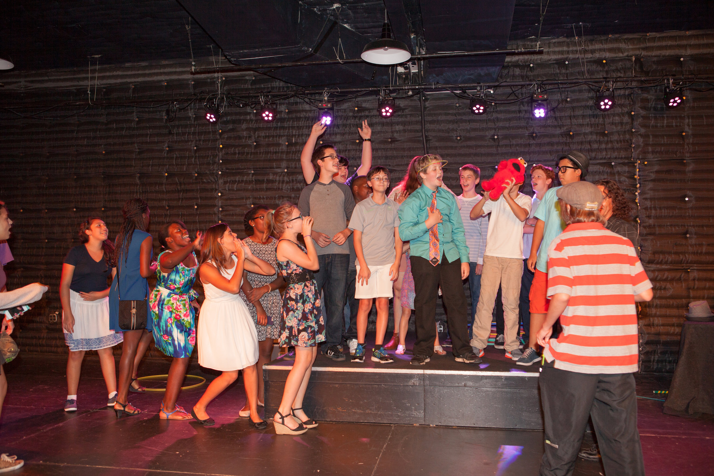 Bar Mitzvah Party in Nashville, Locklane Event Planner, Jen Bates Photography