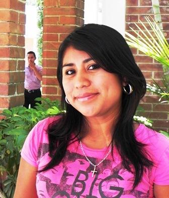 NAME:    Astrid Garcia  MAJOR:    Professional Nursing (3 years)  FROM:  Coban