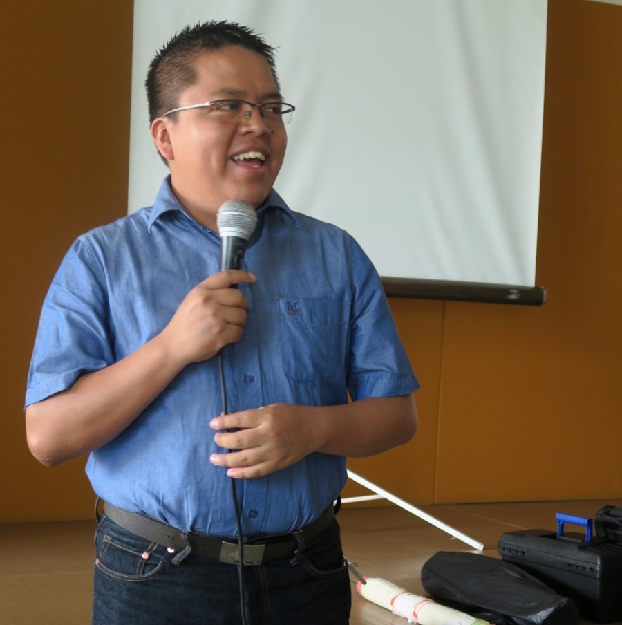 Hector Canto, Vice Minister Education