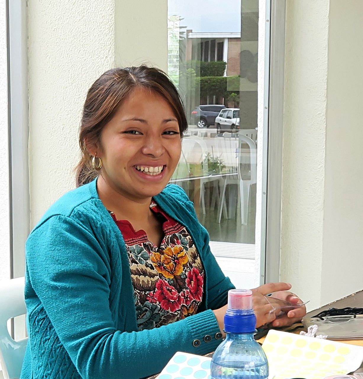Yesika Tucubal, Educator