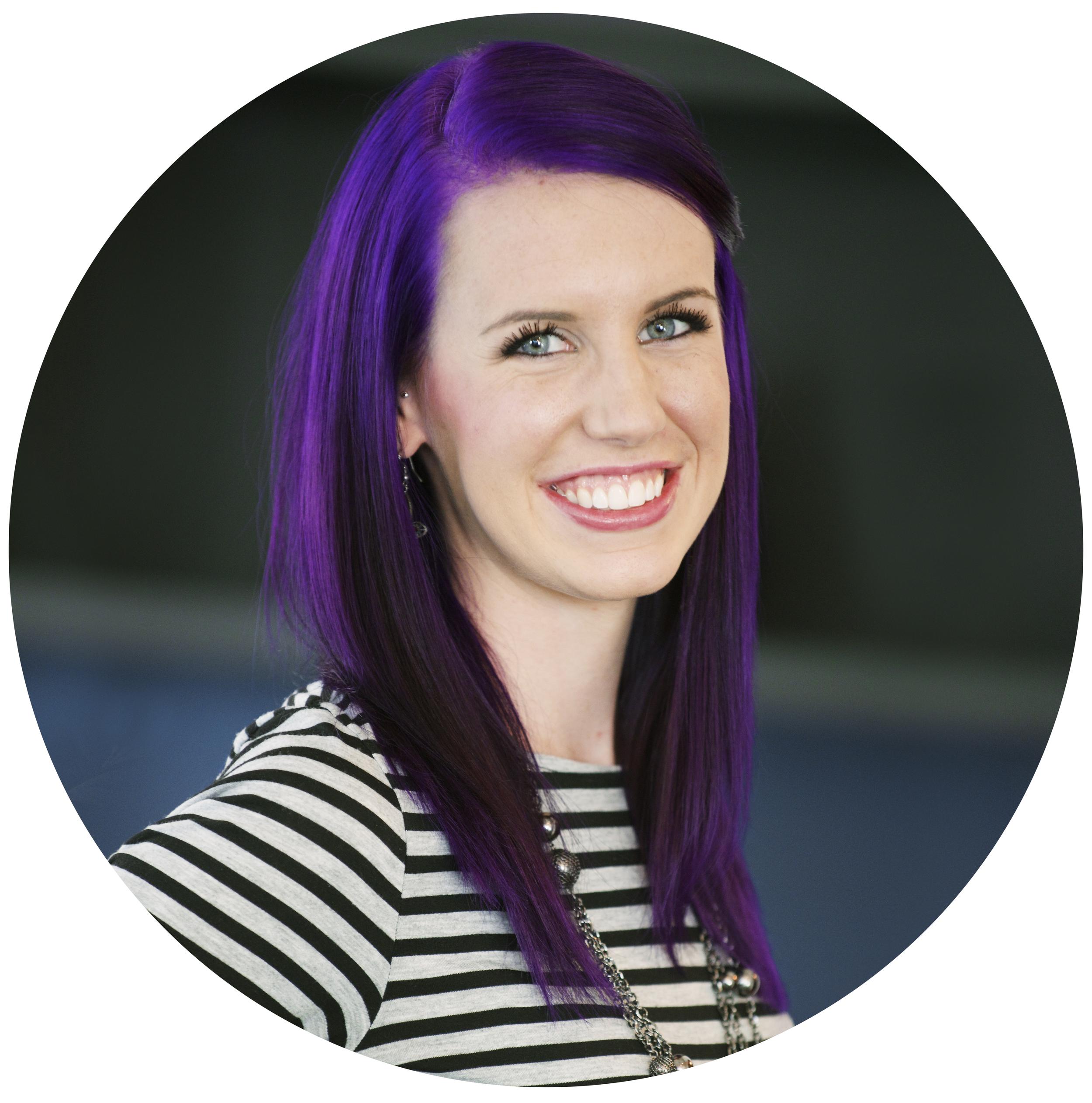 Lauren Petaja - Fort Collins wedding hair and makeup artist