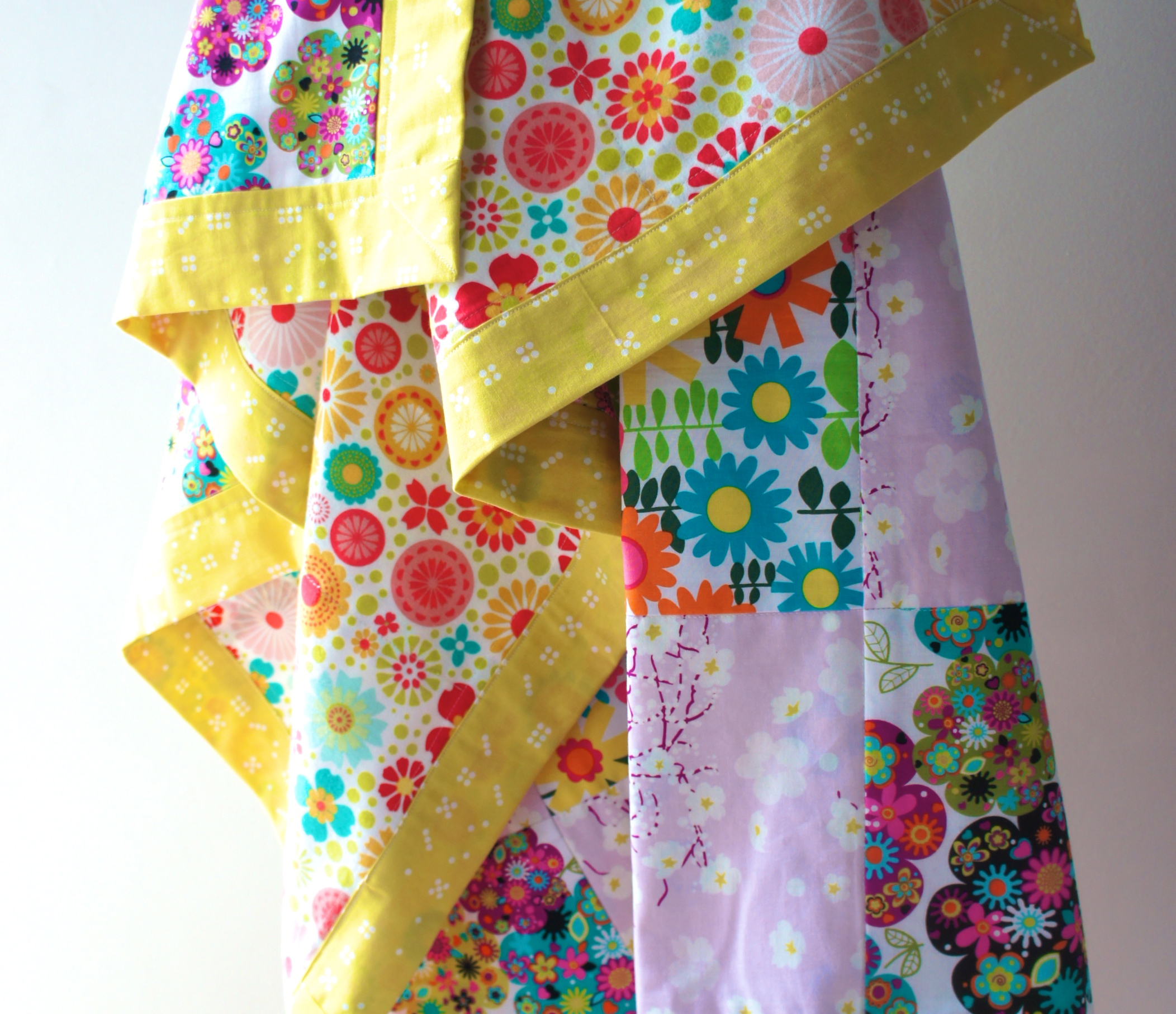 Crafted Quilt, Blossom