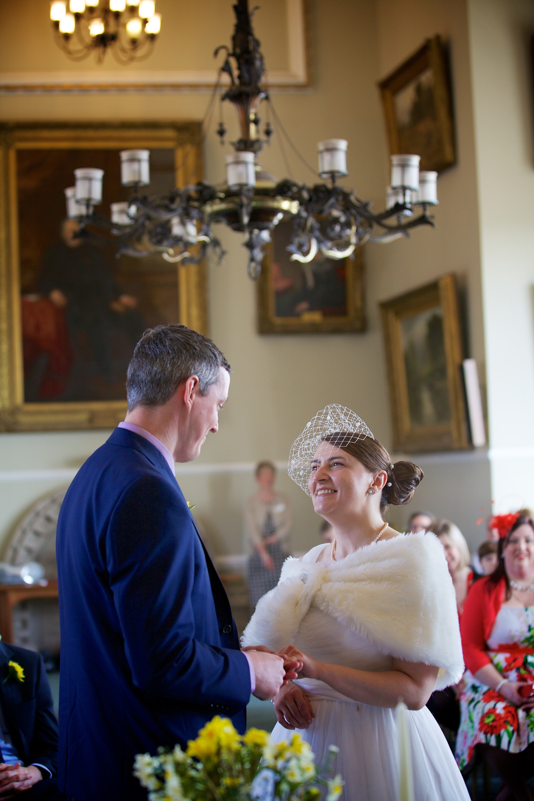 Arundel Town Hall Wedding Photographers - Justine Claire
