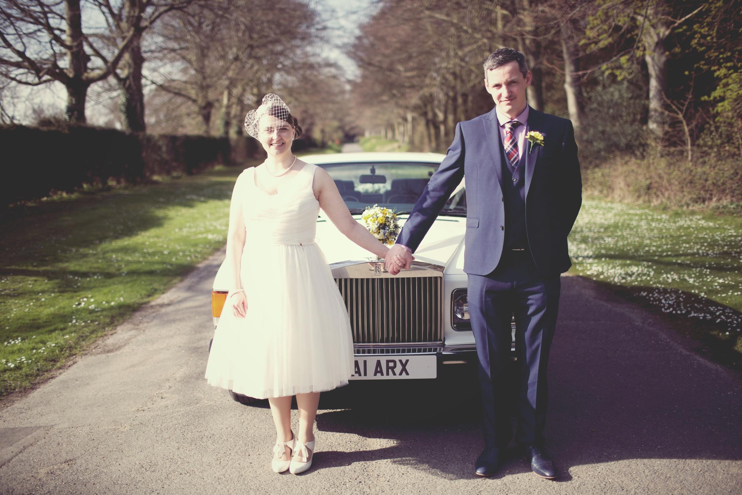 Wedding Photographs in Arundel Park
