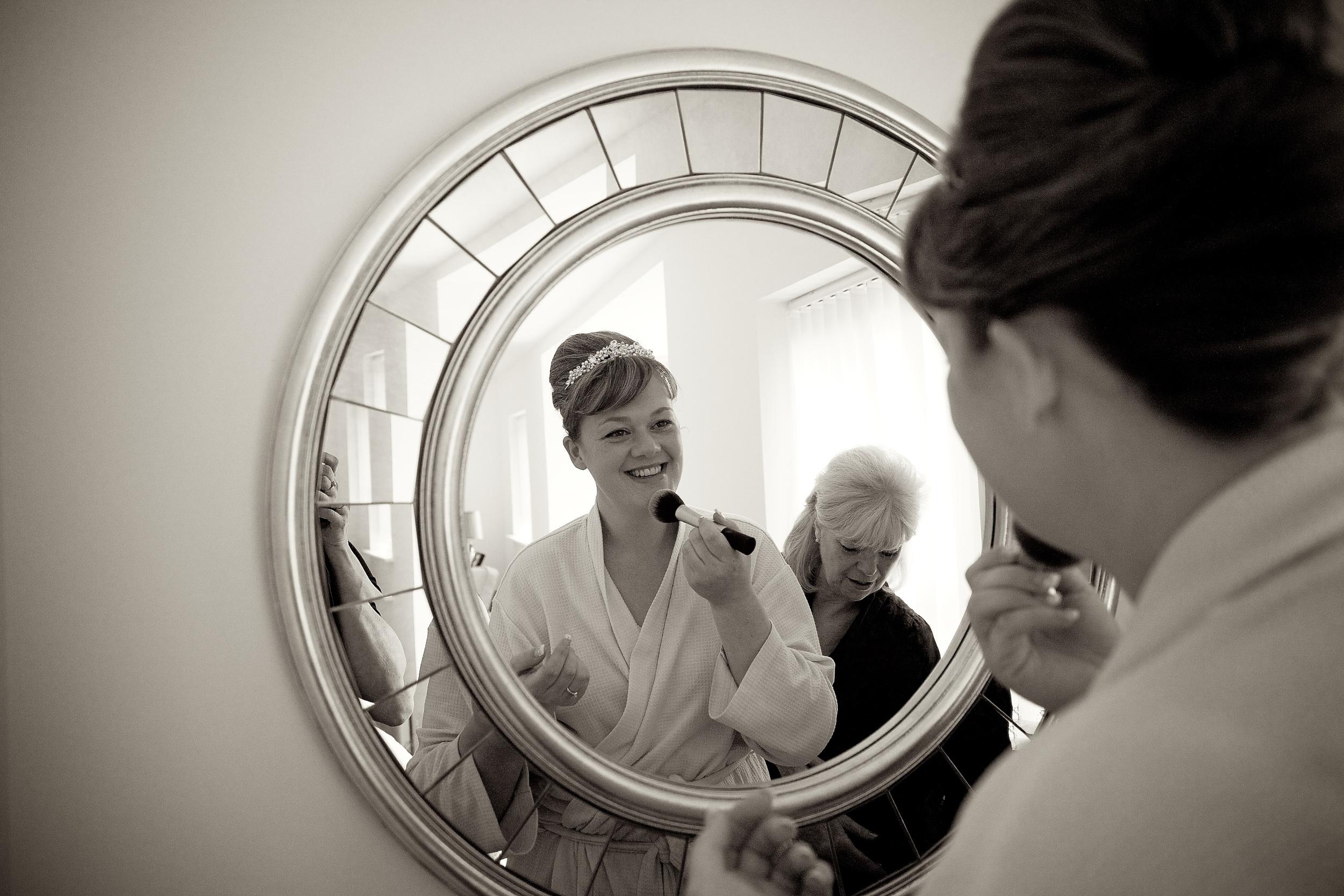 Wedding Preparation - Chichester