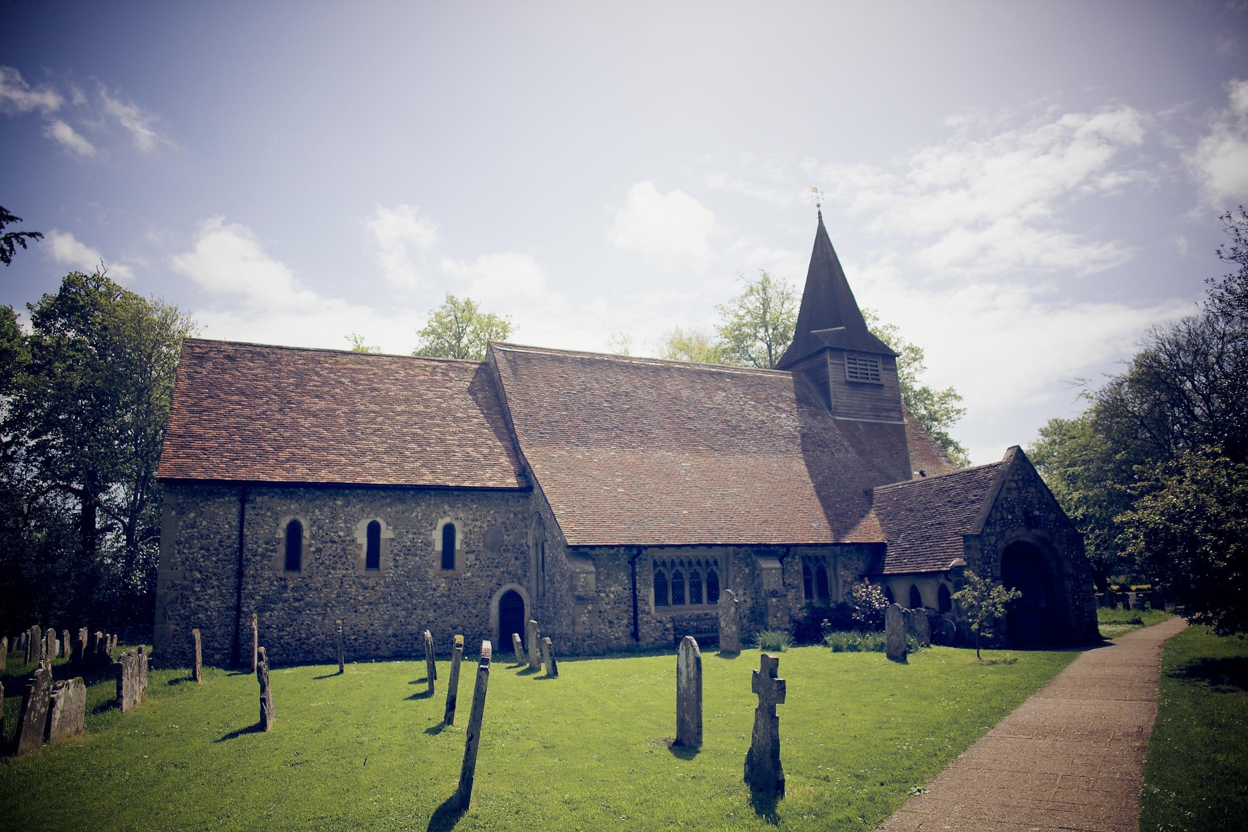 St Mary's Church Walberton