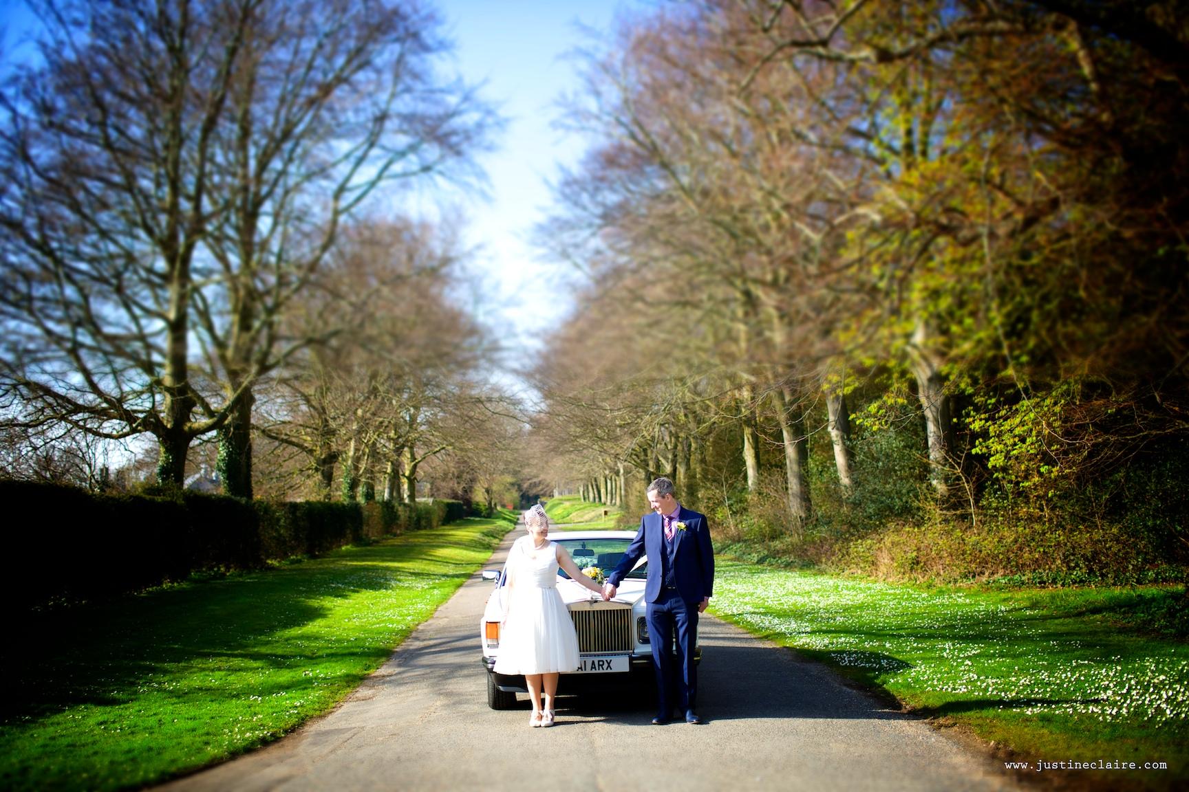 Hampshire Wedding Photographers - Arundel Wedding