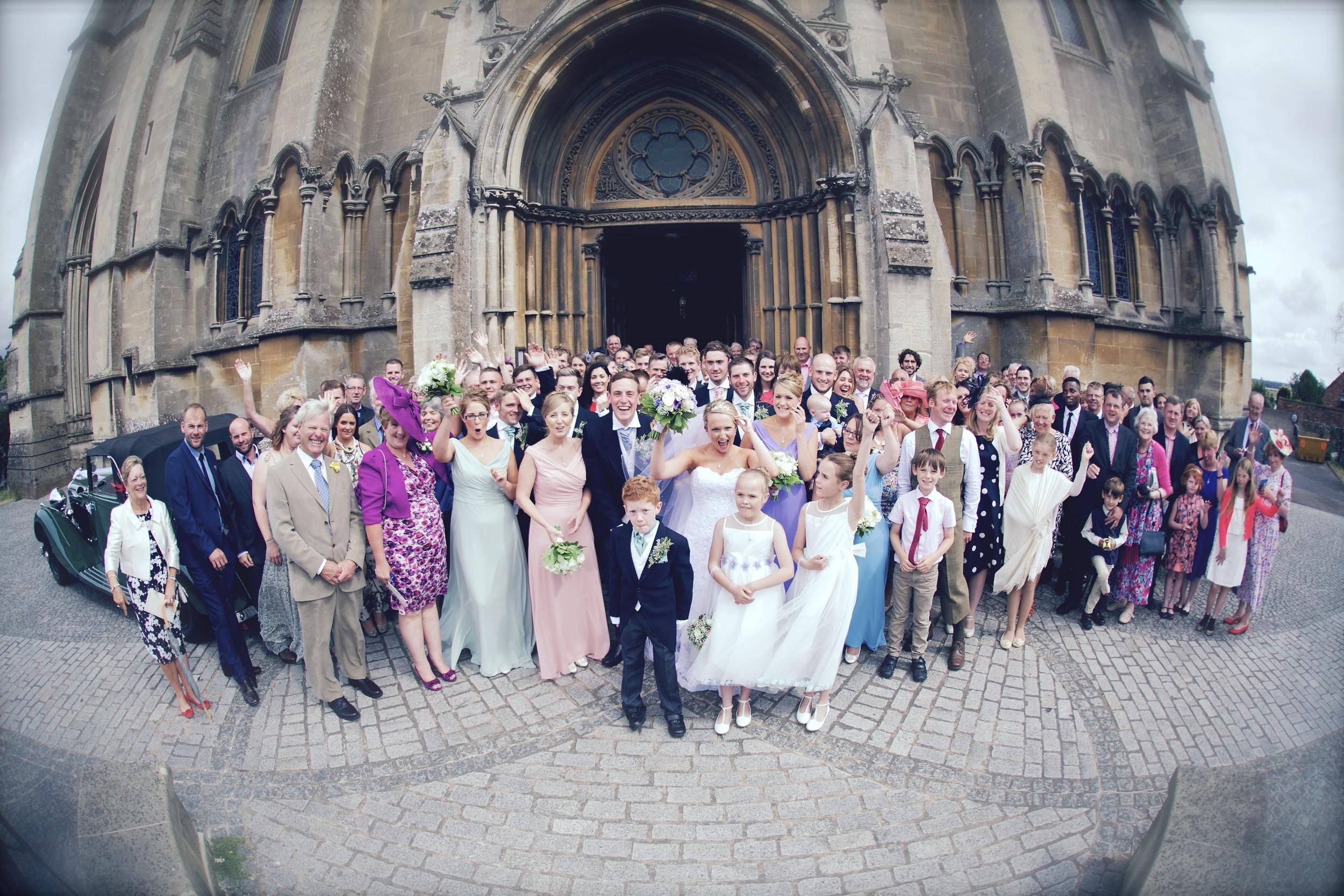 Weddings at Arundel cathedral