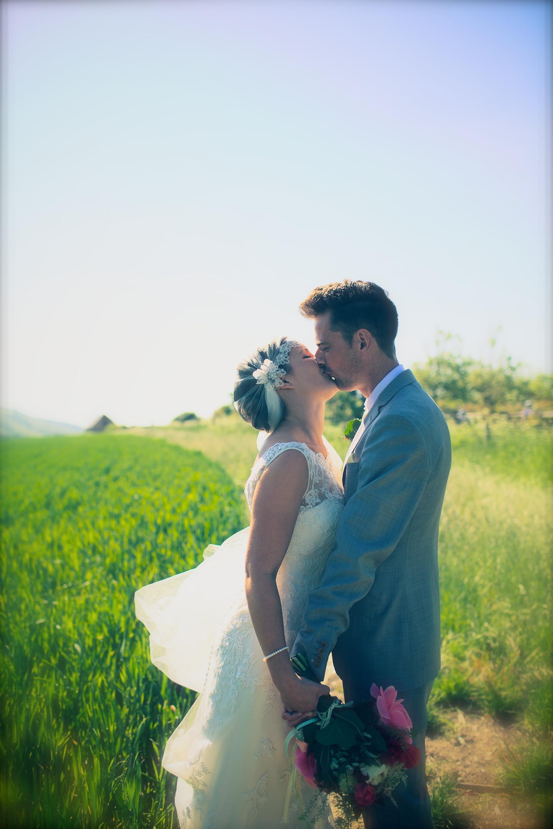 Pangdean Barn Wedding Photographers