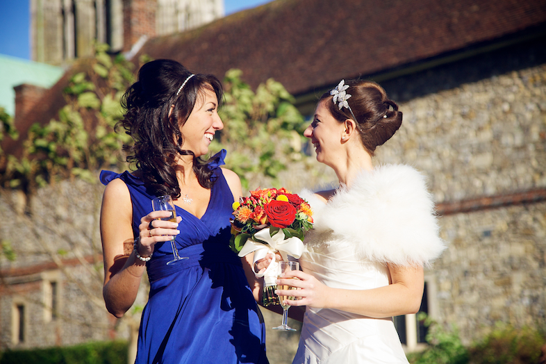 Edes House Wedding Photographers Justine Claire slideshow, Chichester Cathedral Wedding, 0097.jpg