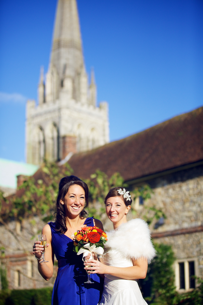 Edes House Wedding Photographers Justine Claire slideshow, Chichester Cathedral Wedding, 0096.jpg