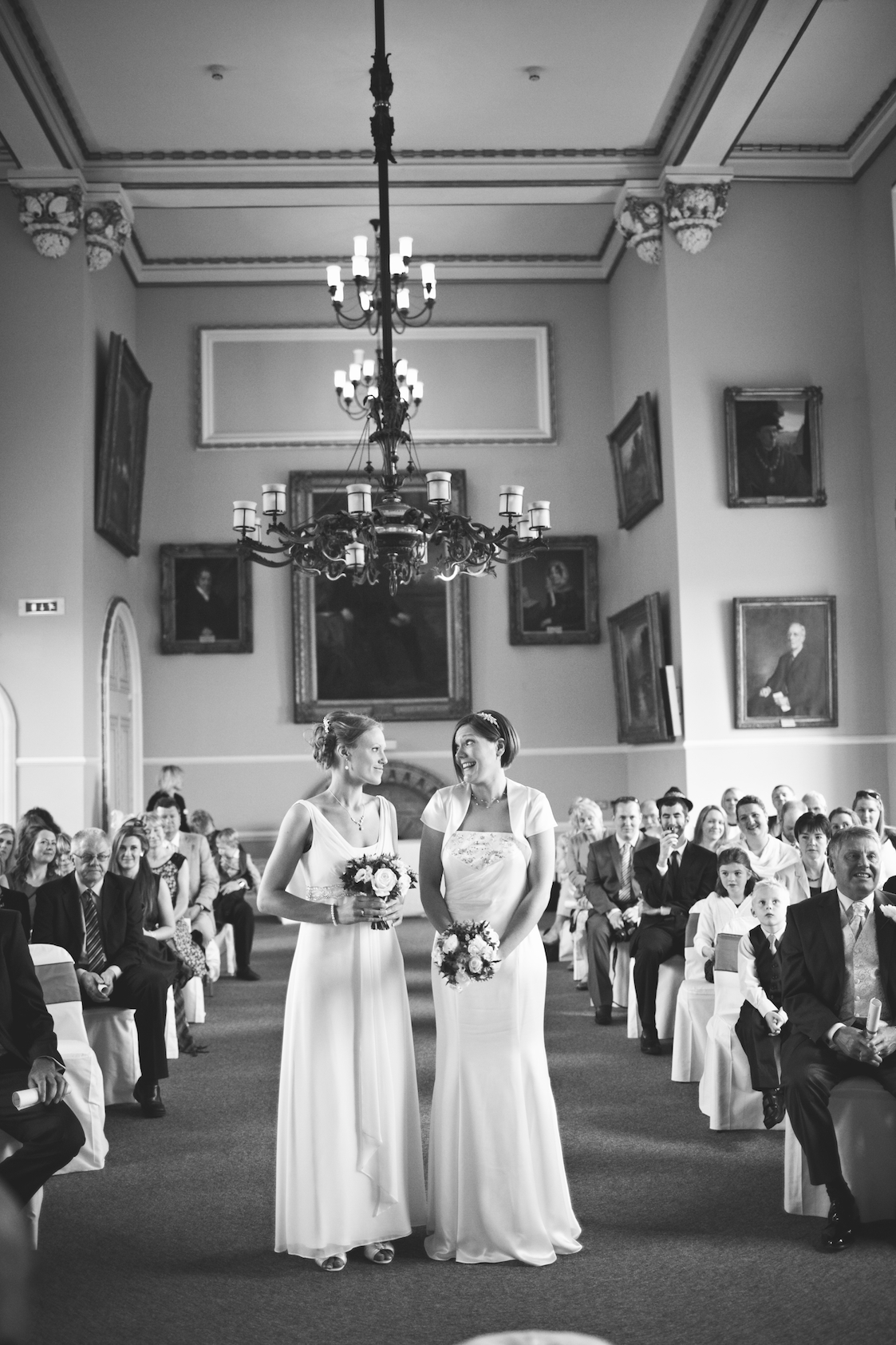 Same Sex Marriage Photographers Edes House Arundel Town Hall 277.jpg