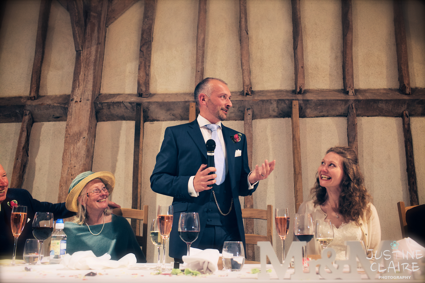 heidi Mark Southend Barns Wedding Photographers preferred suppliers Justine Claire 0643.jpg