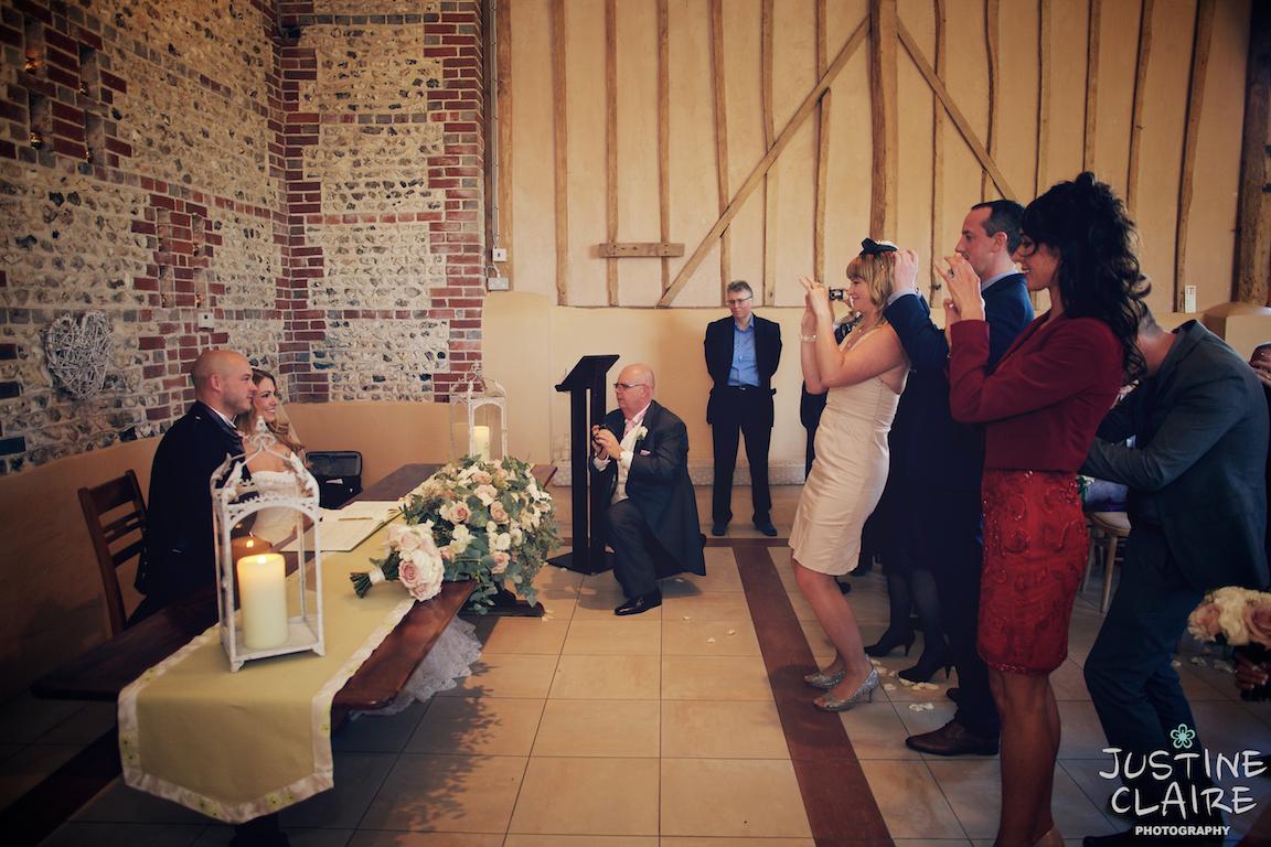 Upwaltham Barns Photographers Wedding Venue Sussex 0434.jpg