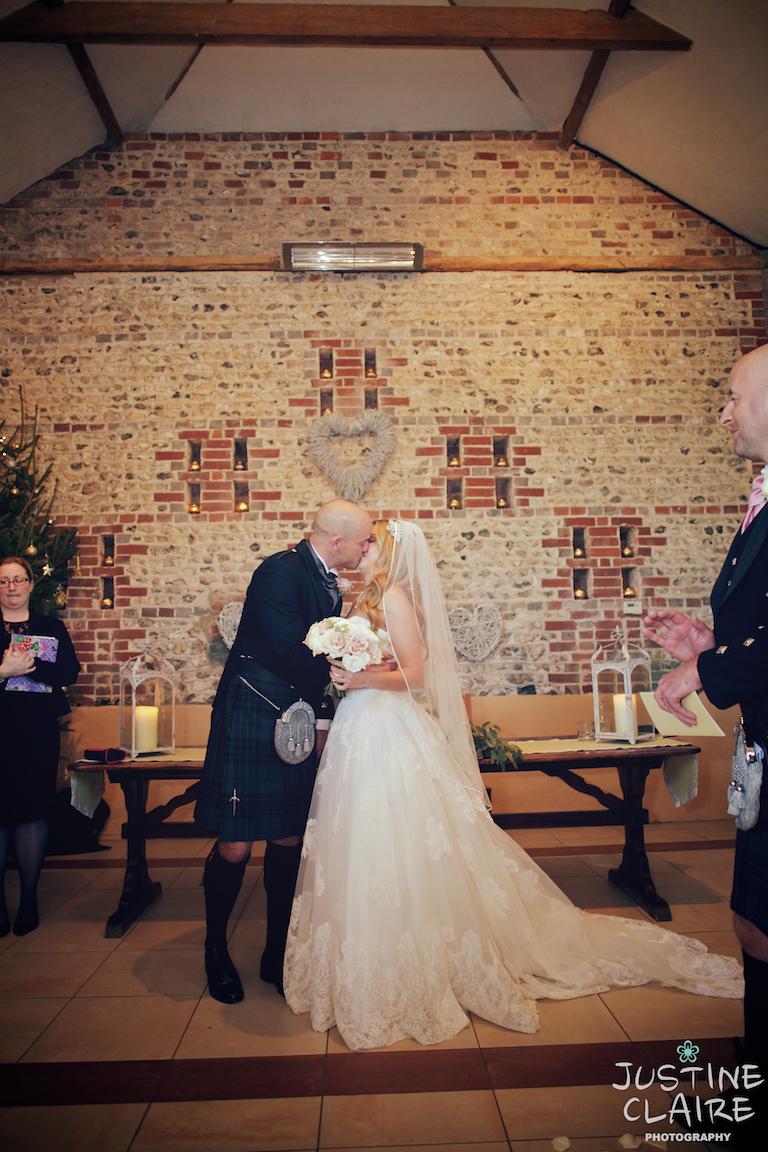 Upwaltham Barns Photographers Wedding Venue Sussex 0436.jpg