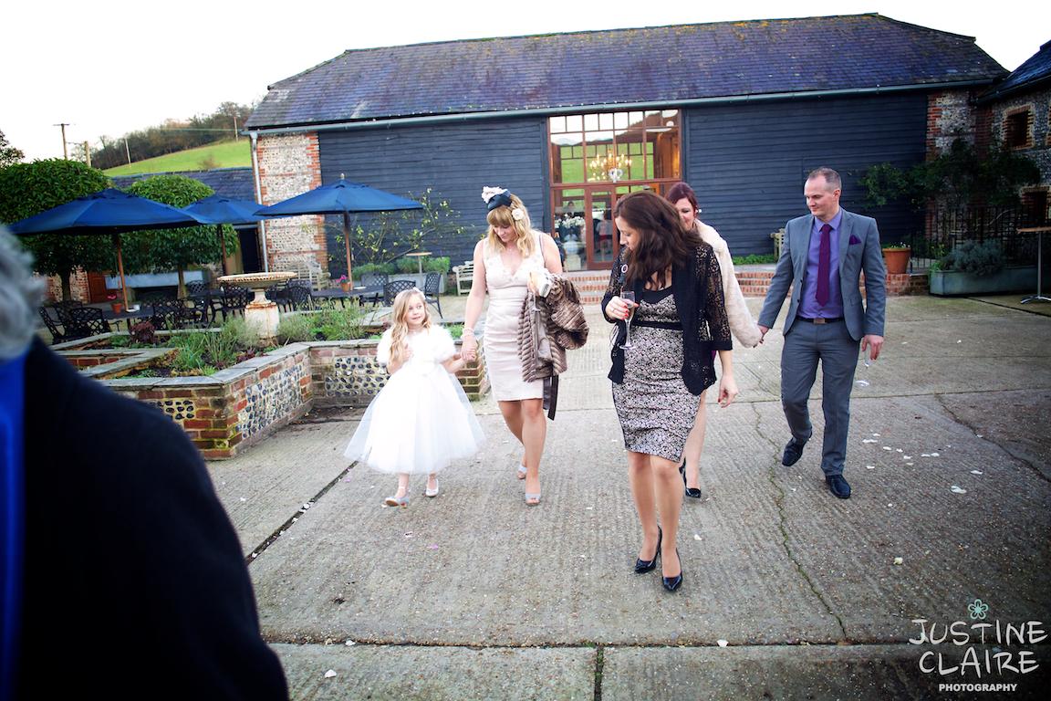 Upwaltham Barns Photographers Wedding Venue Sussex 0500.jpg
