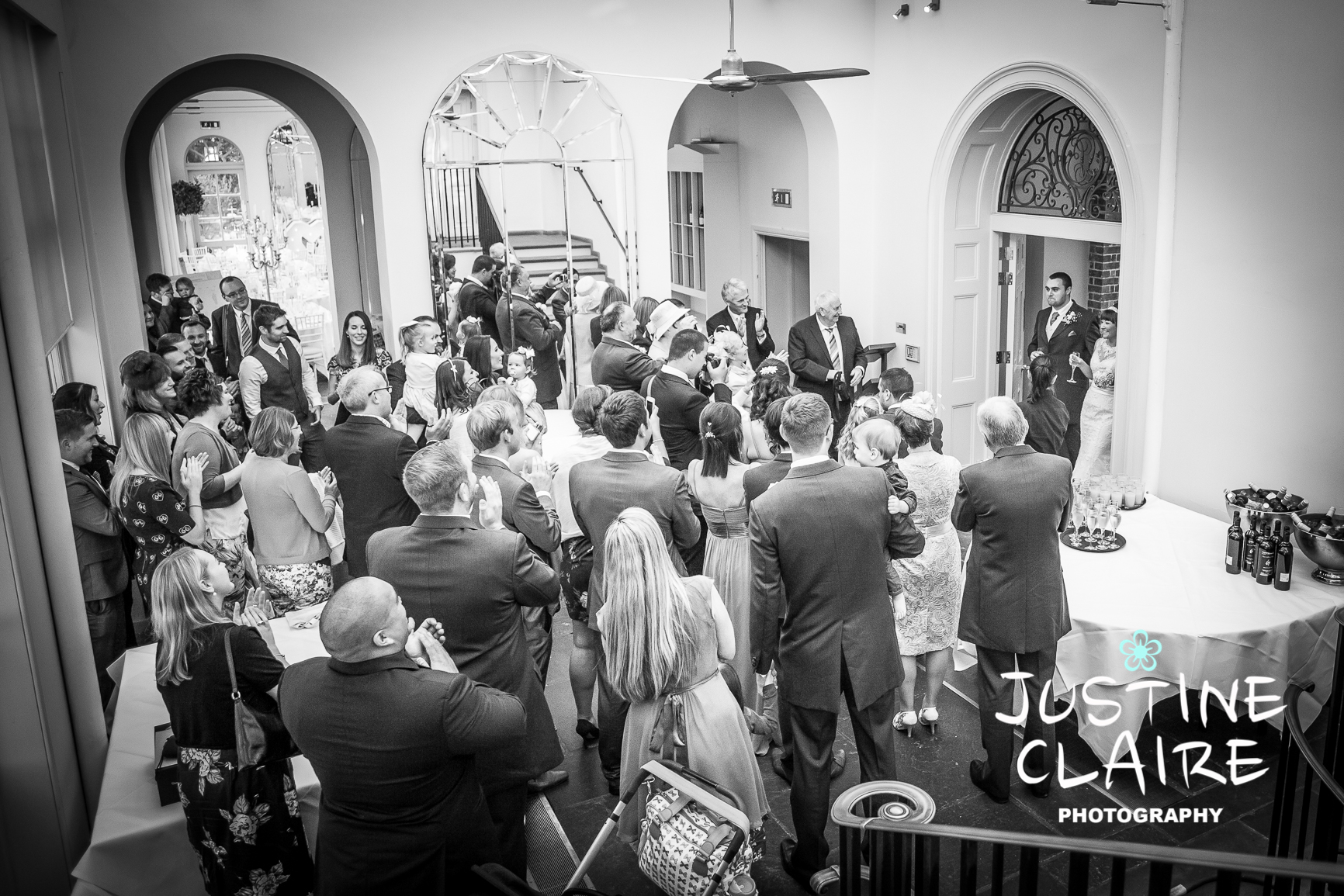 Buxted park wedding photographer Hengrave hall