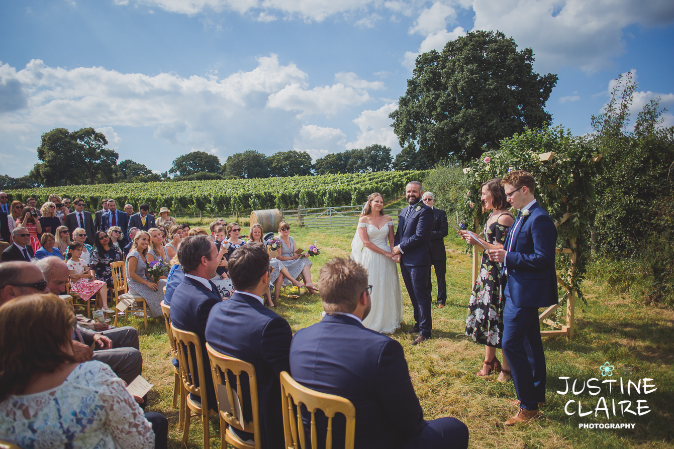 Photographers in Sussex Court Garden Farm Vineyard Barn Wedding Ditchling-51.jpg