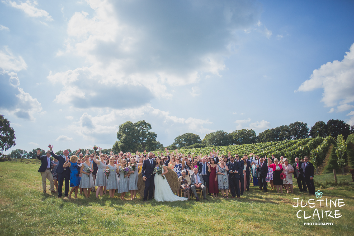 Photographers in Sussex Court Garden Farm Vineyard Barn Wedding Ditchling-74.jpg