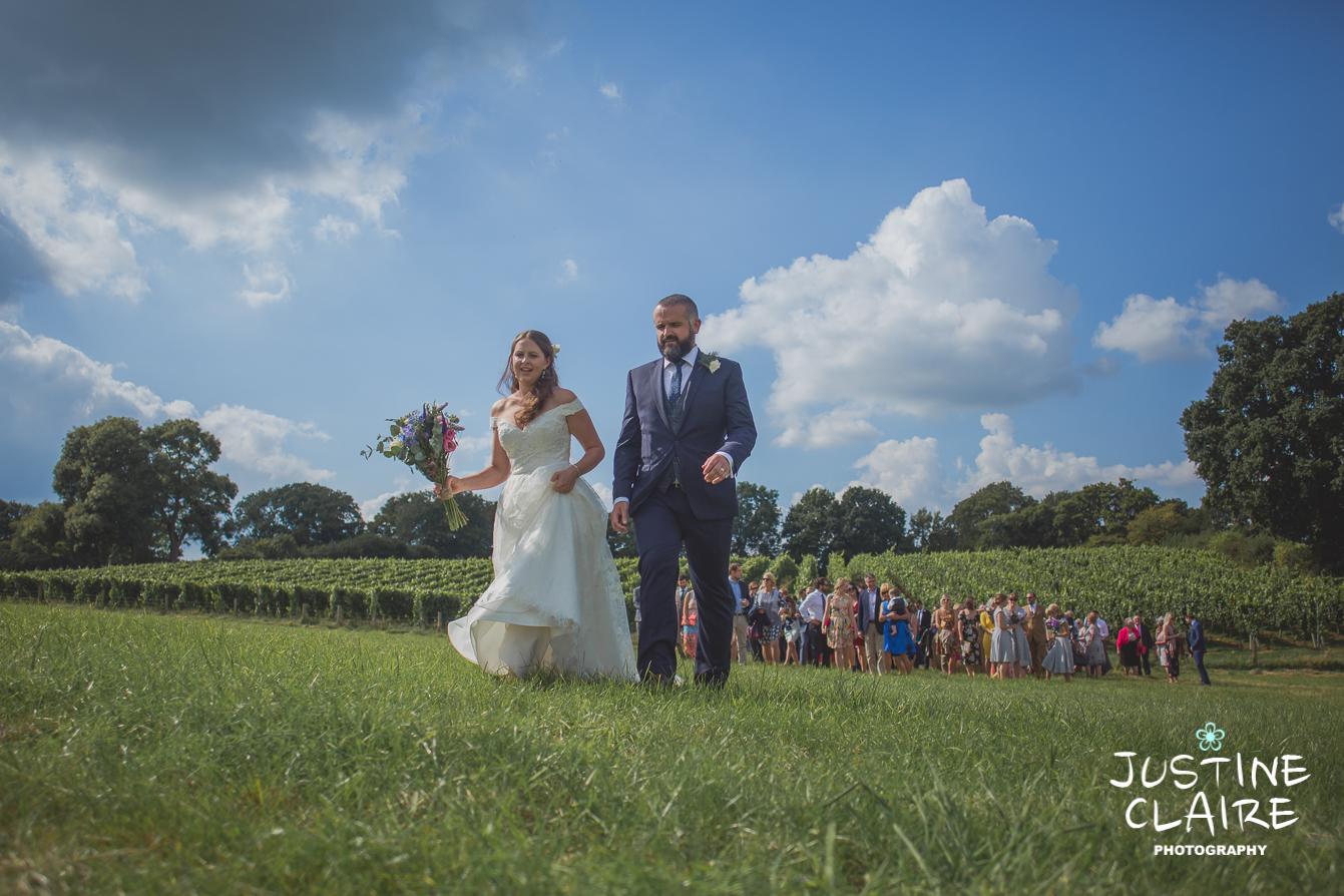 Photographers in Sussex Court Garden Farm Vineyard Barn Wedding Ditchling-76.jpg