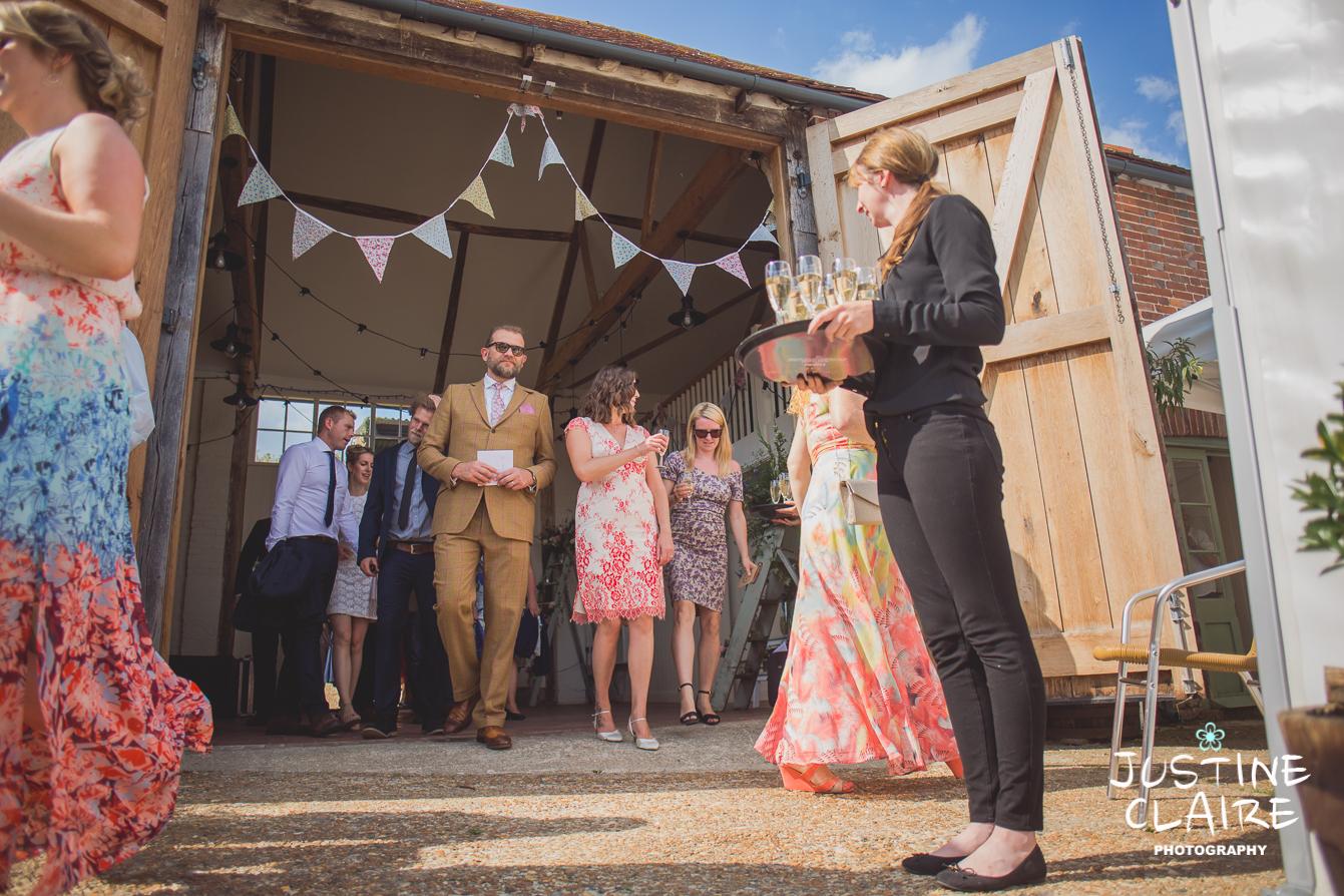 Photographers in Sussex Court Garden Farm Vineyard Barn Wedding Ditchling-78.jpg