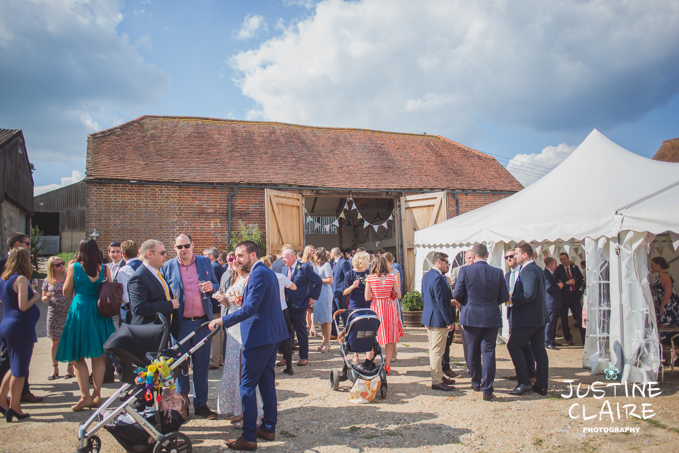 Photographers in Sussex Court Garden Farm Vineyard Barn Wedding Ditchling-83.jpg