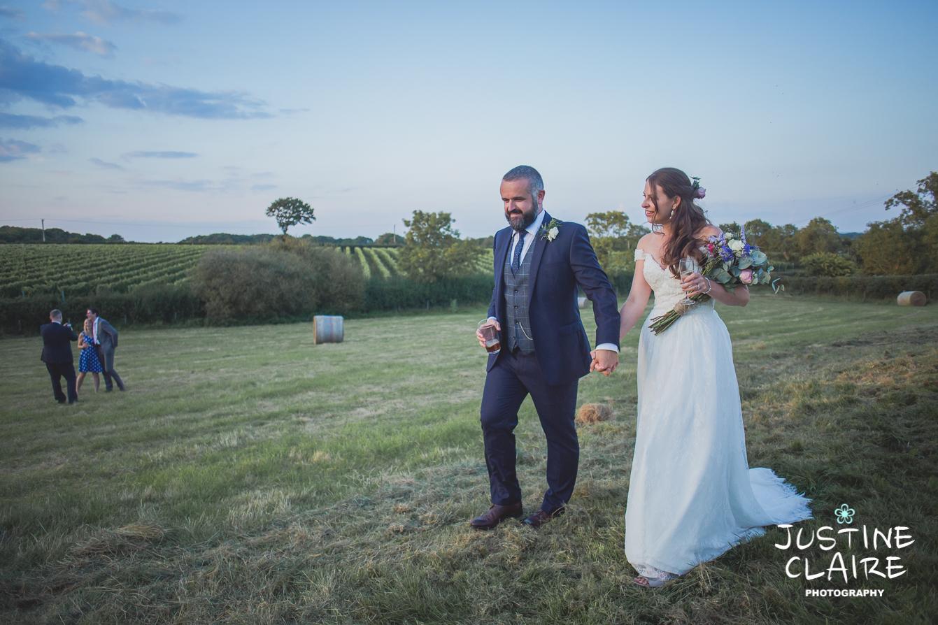 Photographers in Sussex Court Garden Farm Vineyard Barn Wedding Ditchling-173.jpg