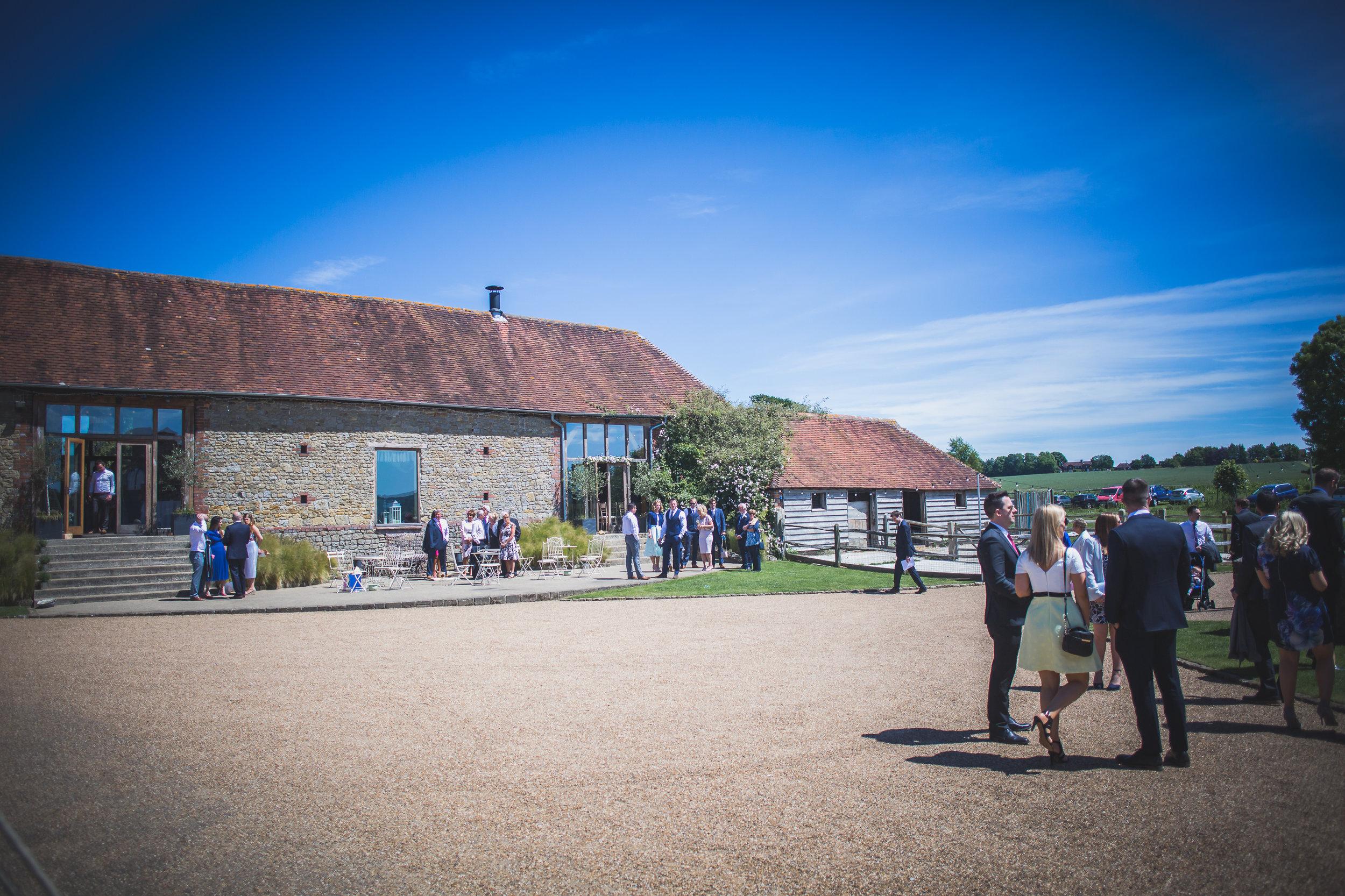 Grittenham Barn female wedding photographers west sussex petworth social-33.jpg