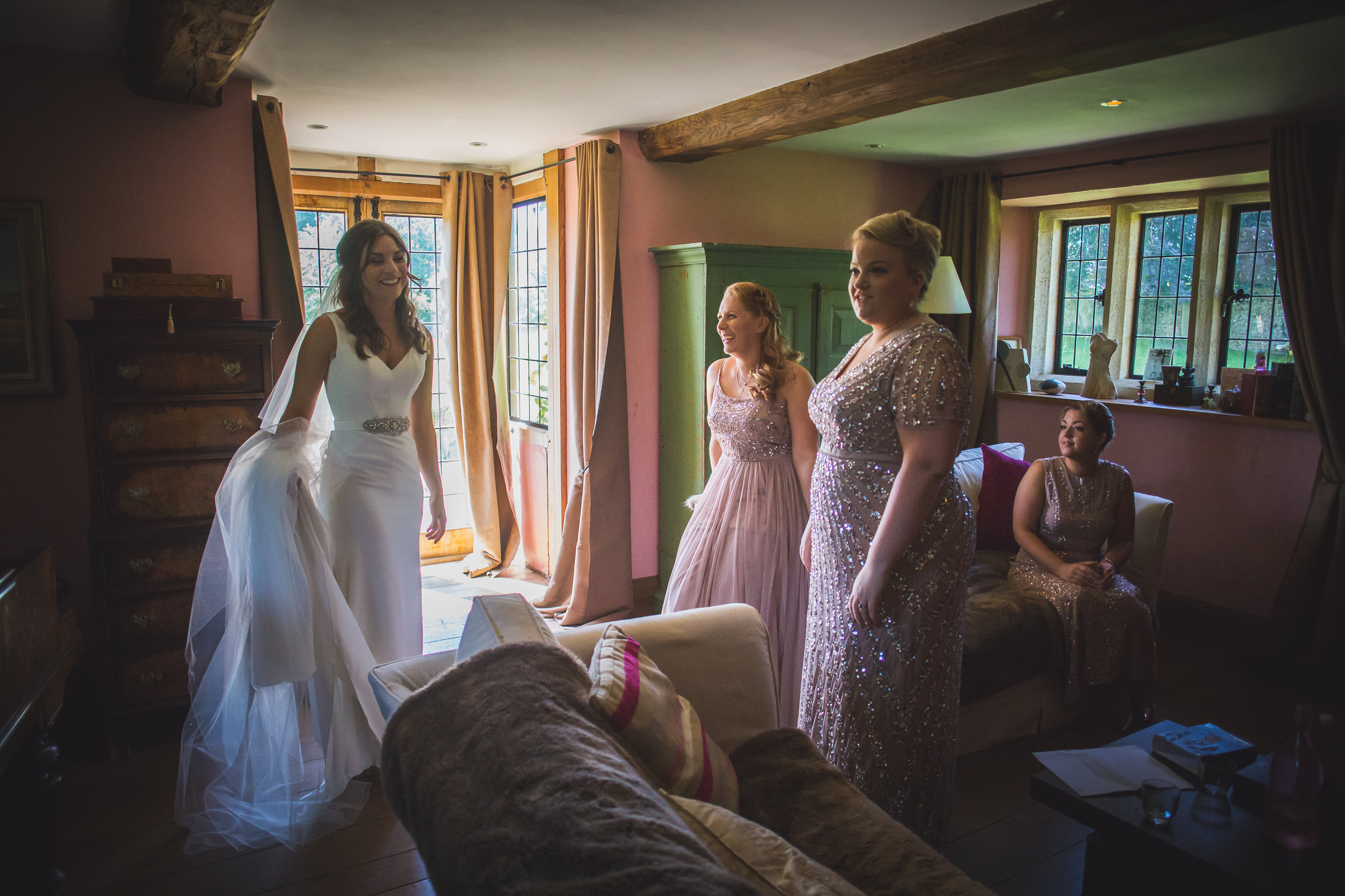 Grittenham Barn female wedding photographers west sussex petworth social-39.jpg