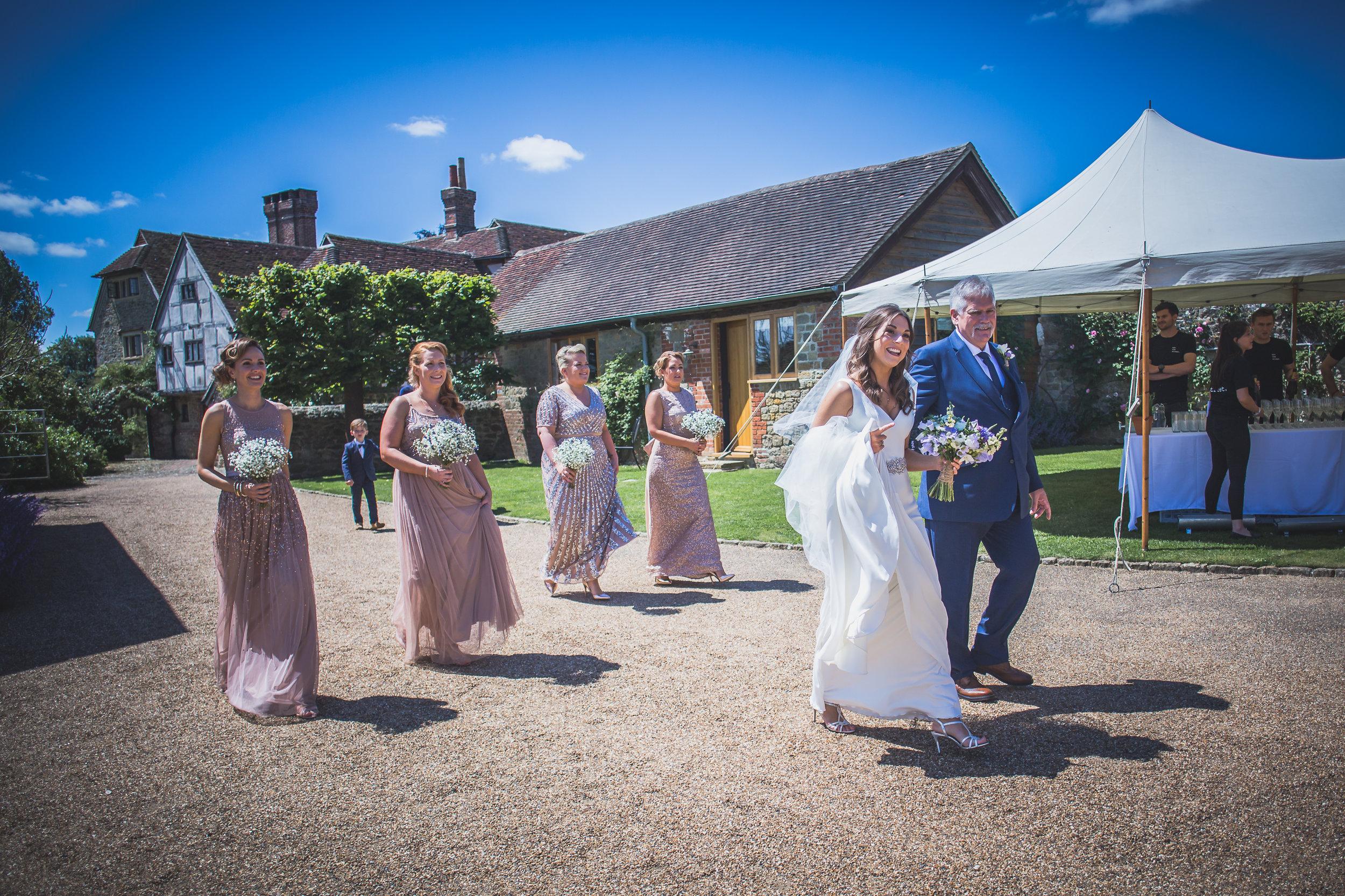 Grittenham Barn female wedding photographers west sussex petworth social-47.jpg