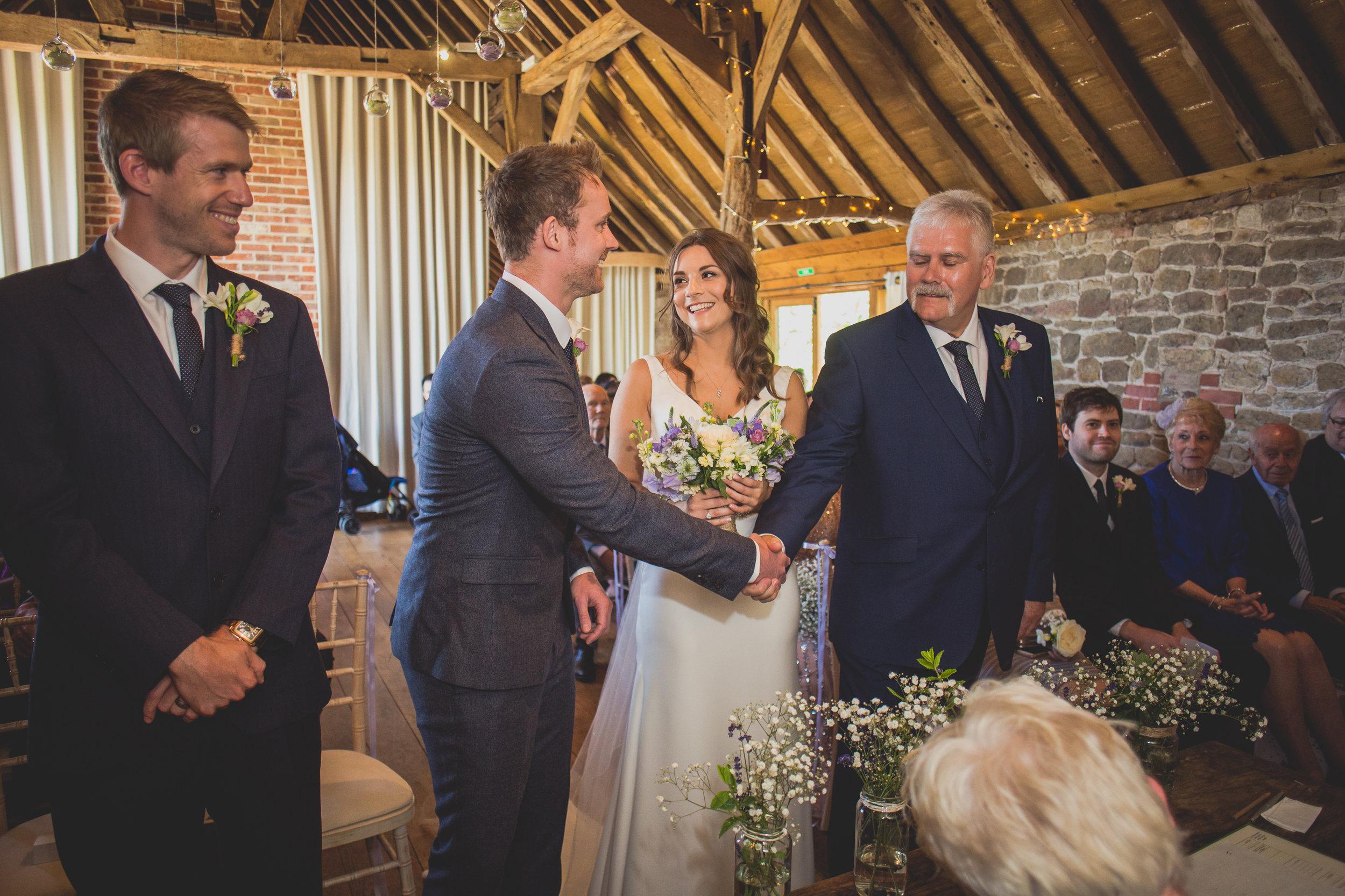 Grittenham Barn female wedding photographers west sussex petworth social-51.jpg