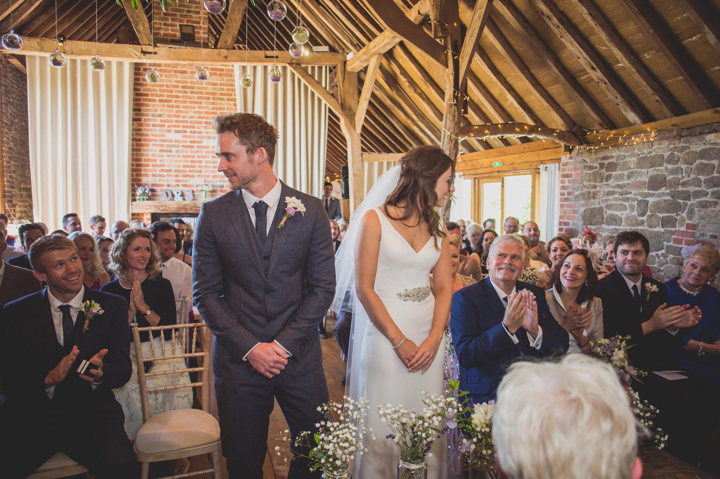 Grittenham Barn female wedding photographers west sussex petworth social-63.jpg