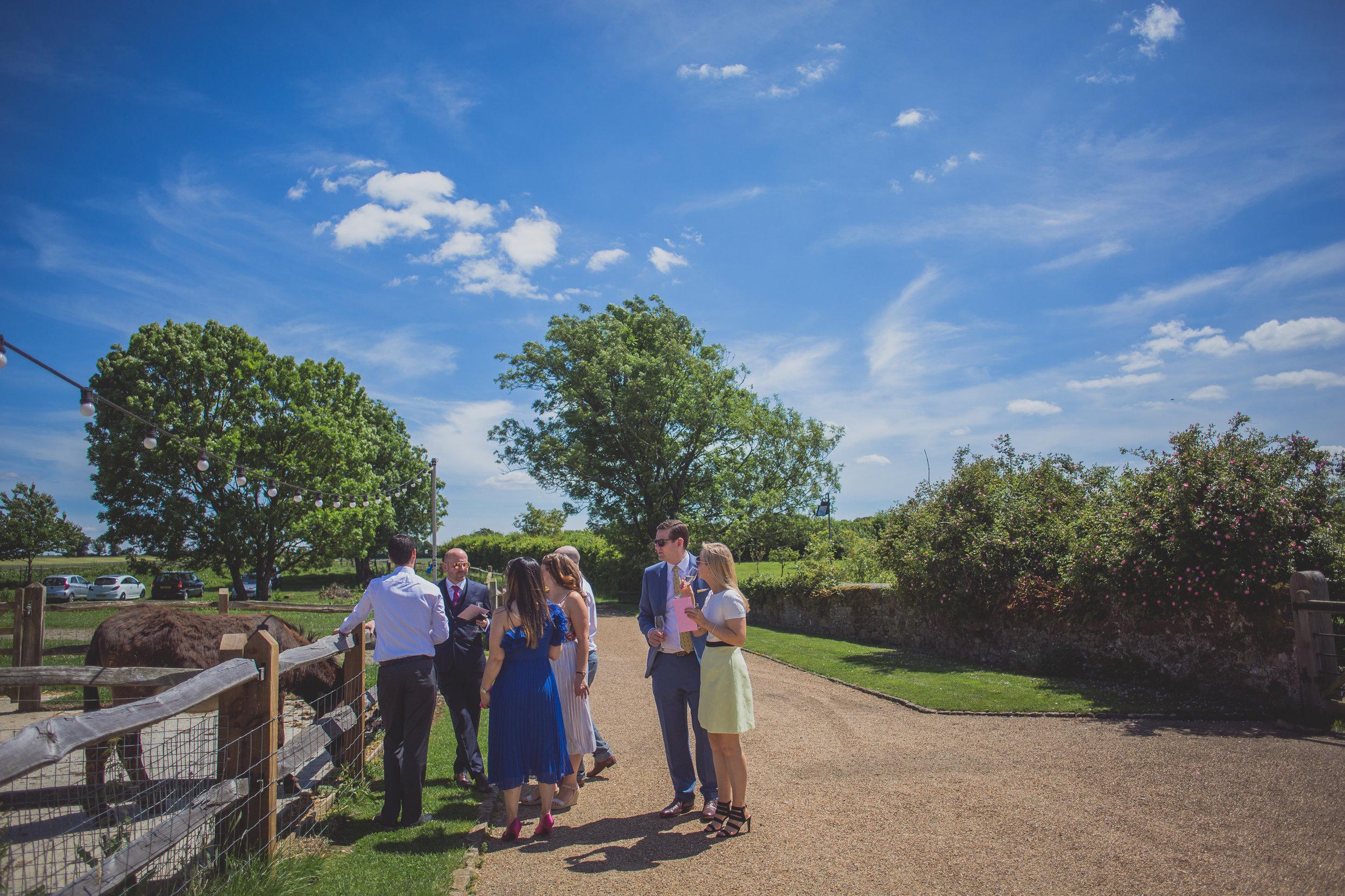 Grittenham Barn female wedding photographers west sussex petworth social-85.jpg