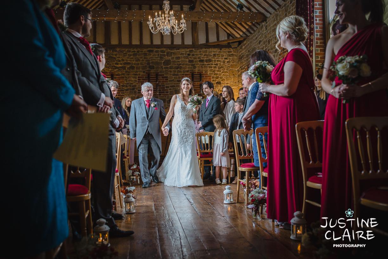 Wedding Photographer bartholomew barn Photography Sussex barn female reportage photographers-57.jpg