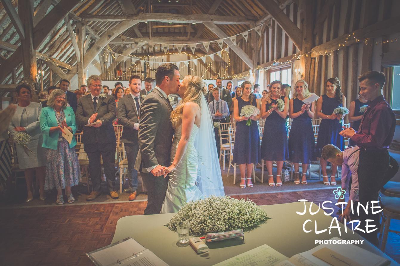 Fitzleroi Barn Wedding Photographers Justine Claire1-4.jpg