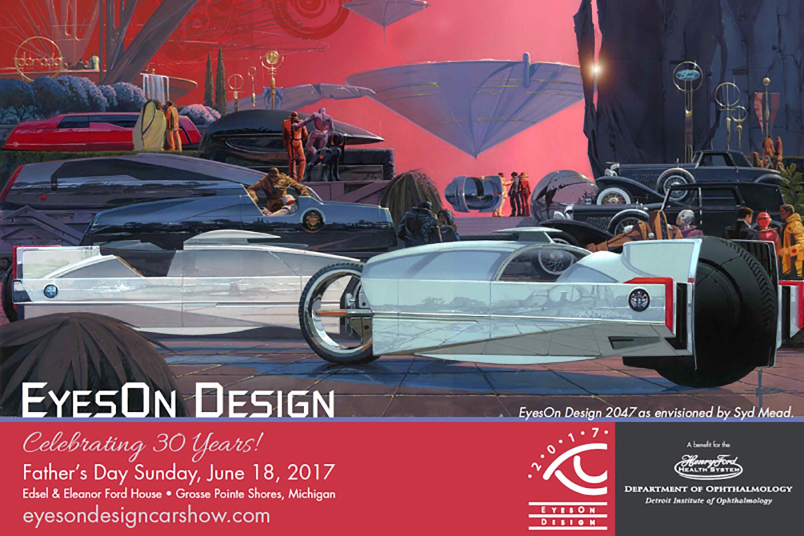 2017 EyesOnDesign Poster