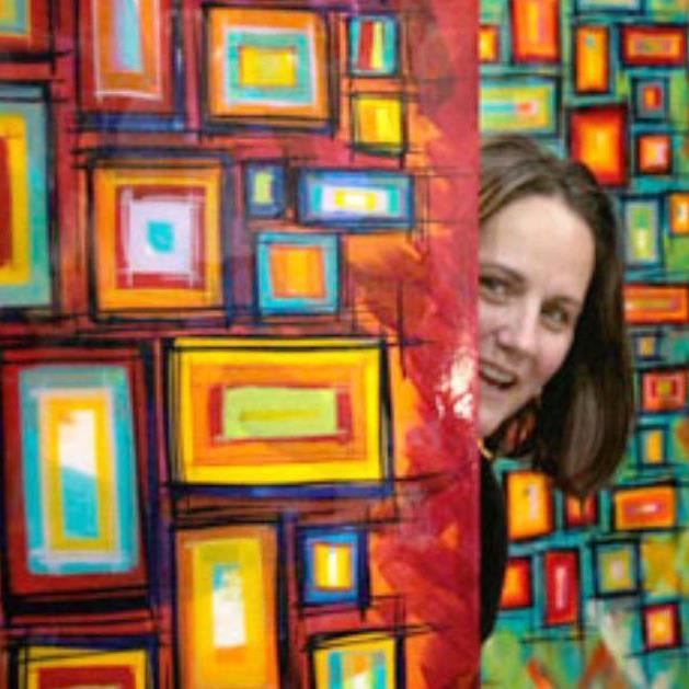 Sharon Spillar - Painting